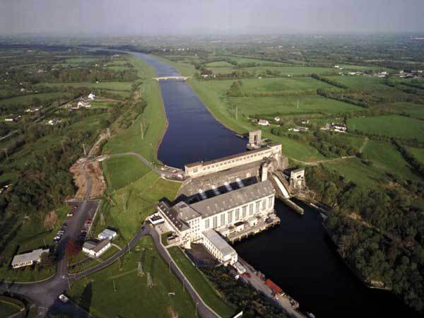 Ardnacrusha hydroelectric station, River Shannon