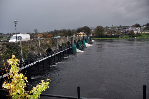 Killlaloe eel weir